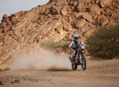 Dakaras - 11 etapas