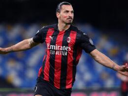 """Ibrahimovičiaus vedama ,,AC Milan"""" pergalė"""