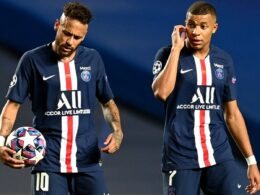 PSG pergalė Prancūzijoje