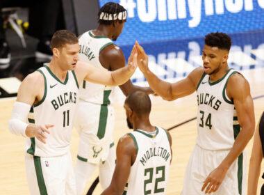 """""""Bucks"""" šventė pergalę namuose"""