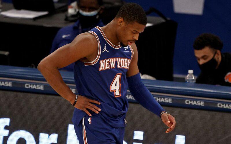 """Knicks"" pralimėjo ""Nuggets"" ekipai"