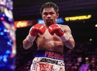 Bręsta galingas filipiniečio sugrįžimas į bokso ringą