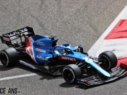 Bahreine F. Alonso ištiko kurioziška nesėkmė