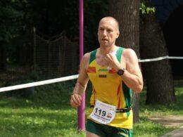 Lietuvis pagerino planetos bėgimo rekordą