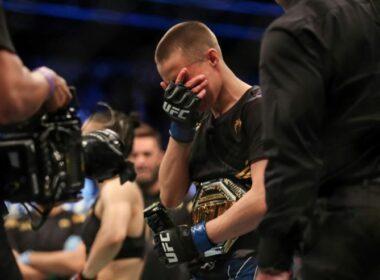 Lietuvių kilmės kovotoja perrašė UFC istoriją