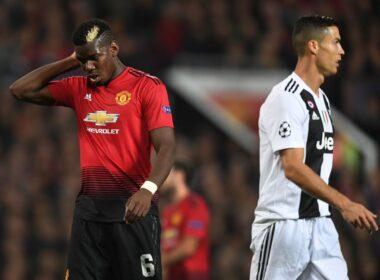 """Cristiano Ronaldo gali sugrįžti į Mančesterio """"United"""""""