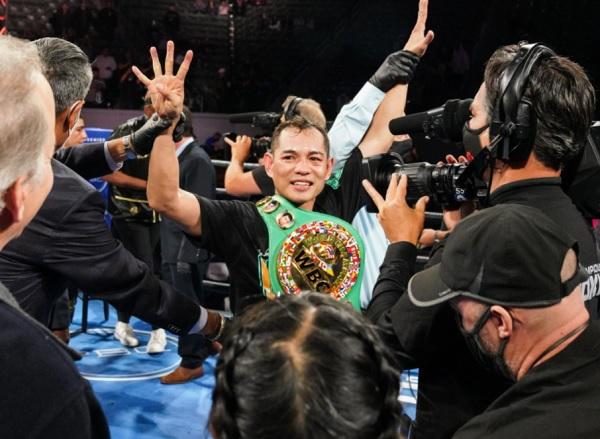 Filipinietis perrašė bokso istoriją