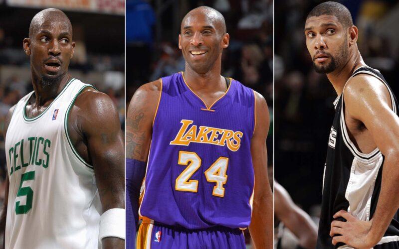 Garnettas, Bryantas, Duncanas