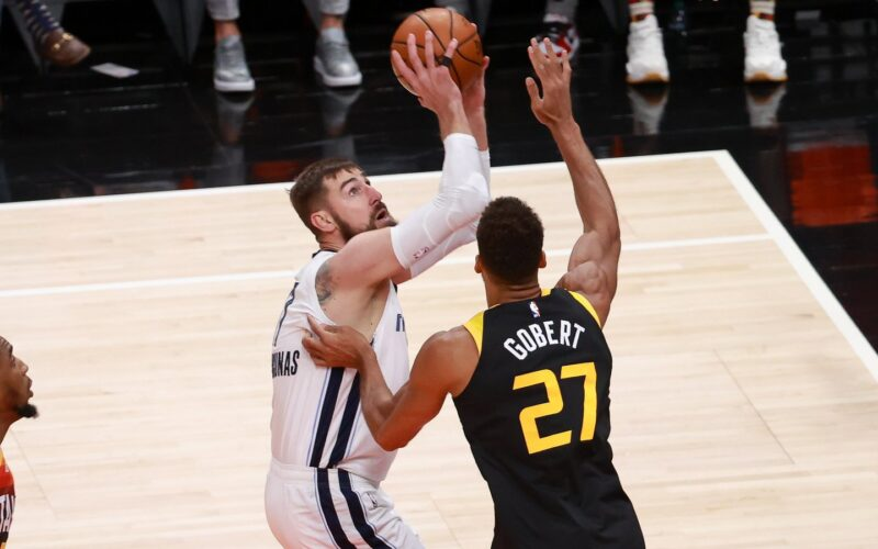 Valančiūno NBA sezonas baigtas