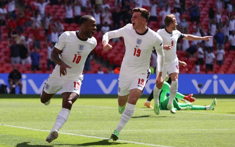 Anglai užtinktintai pateko į Europos čempionato aštuntfinalį