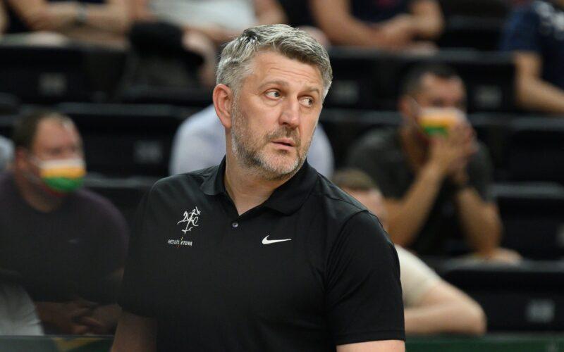 D. Maskoliūnas išsakė savo mintis prieš startą olimpiniame atrankos turnyre