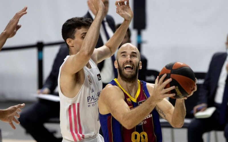 """""""Barca"""" per žingsnį nuo ACB čempionų titulo"""