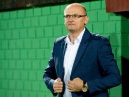 Iš vyriausiojo trenerio pareigų atleistas Valdas Urbonas