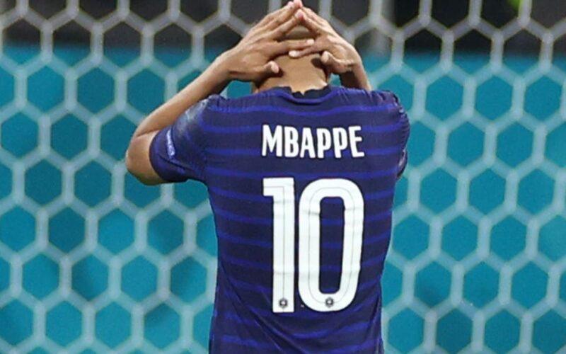 Mbappe pramušė lemiamą smūgį