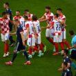Kroatijos rinktinė spėjo į nuvažiuojantį Euro čempionato traukinį