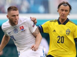 Švedija ir Slovakija grūmėsi kietai