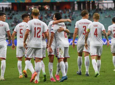 Danijos rinktinė pateko į Europos čempionato pusfinalį