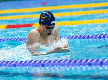 Lietuvis tapo Europos jaunimo plaukimo čempionu