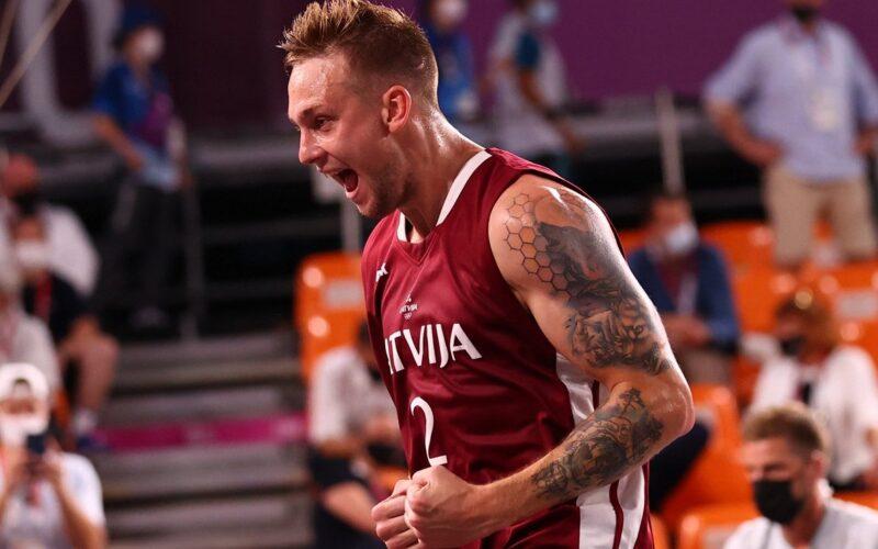 Latvija džiaugiasi olimpiniu auksu