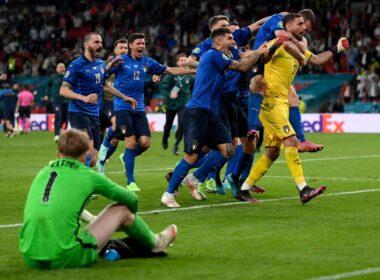 Europos čempionė - Italija