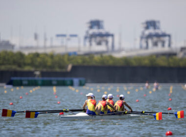Austrės irgi veržiasi į olimpiadą