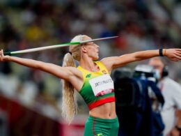 L. jasiūnaitė olimpiadoje pasirodė sėkmingai