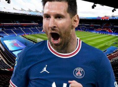 Messi jau Paryžiuje