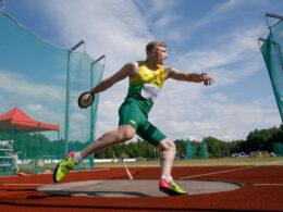 Mykolas Alekna nusitaikė į pasaulio čempionato auksą
