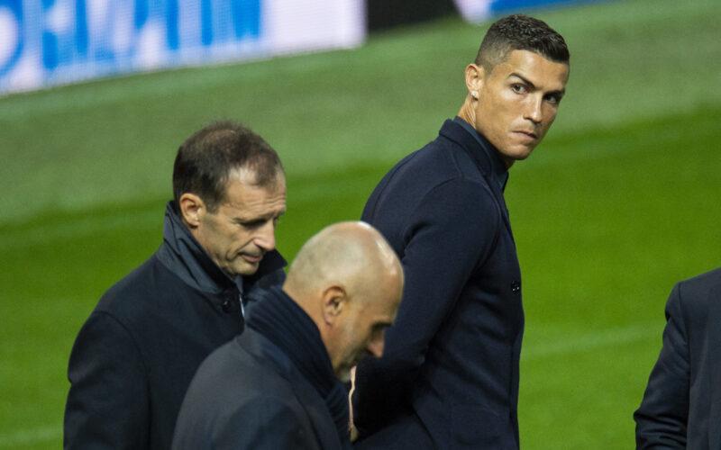 Ronaldo paneigė gandus, kad jis gali palikti Turiną