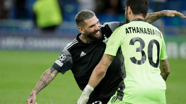 Moldovos futbolo nykštukų triumfas Madride