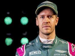 S. Vettelis lieka F1 trasose