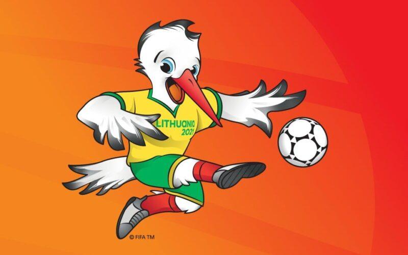 Čempionato Lietuvoje logotipas