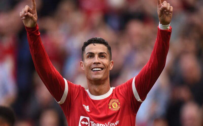 C.Ronaldo sugrįžimo rungtynėse pelnė dublį