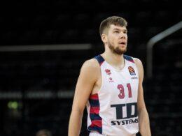 Geriausių Eurolygos žaidėjų šimtuke Rokas Giedraitis užėmė 38-ą vietą