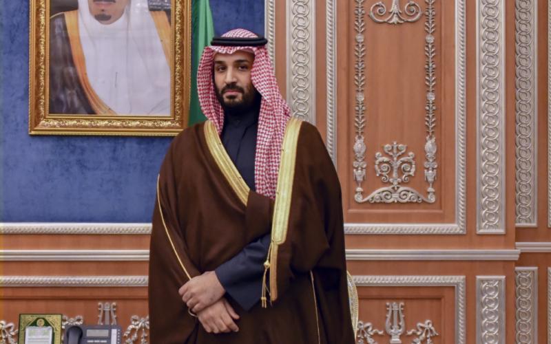 Arabijos princas Mohammedas bin Salmanas