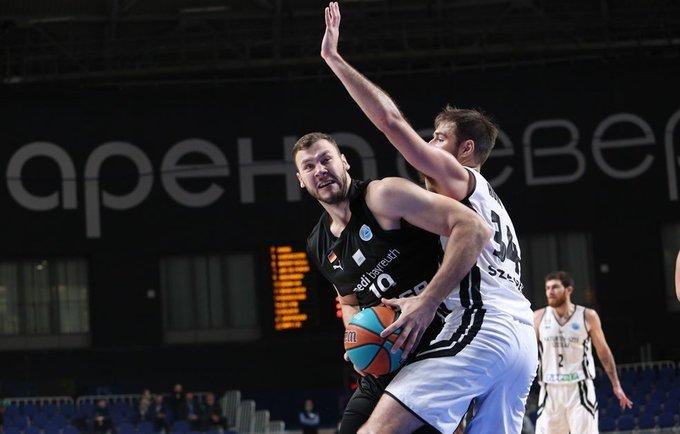M.Sajus žais Europos taurėje