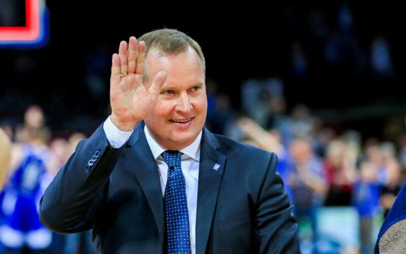 K.Maskvytis pakelbė rinktinės trenerių štabo pavardęs